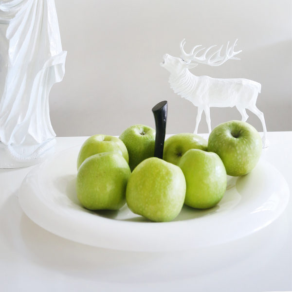 3170 Apple miska marki KOZIOL jabłka