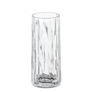 3403 535 CLUB no 3 ozdobna szklanka marki koziol