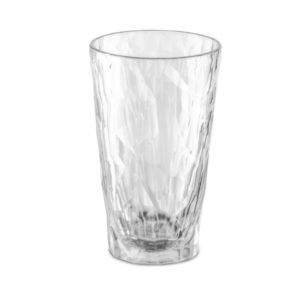 3406 535 CLUB no 6 ozdobna szklanka z tworzywa marki koziol