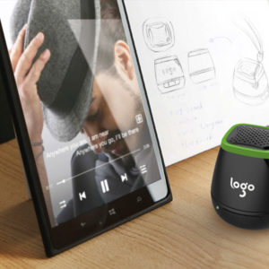 1536 RING MINI BLUETOOTH SPEAKER black_phon